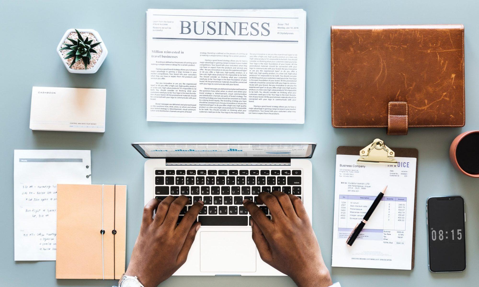 ビジネス道具