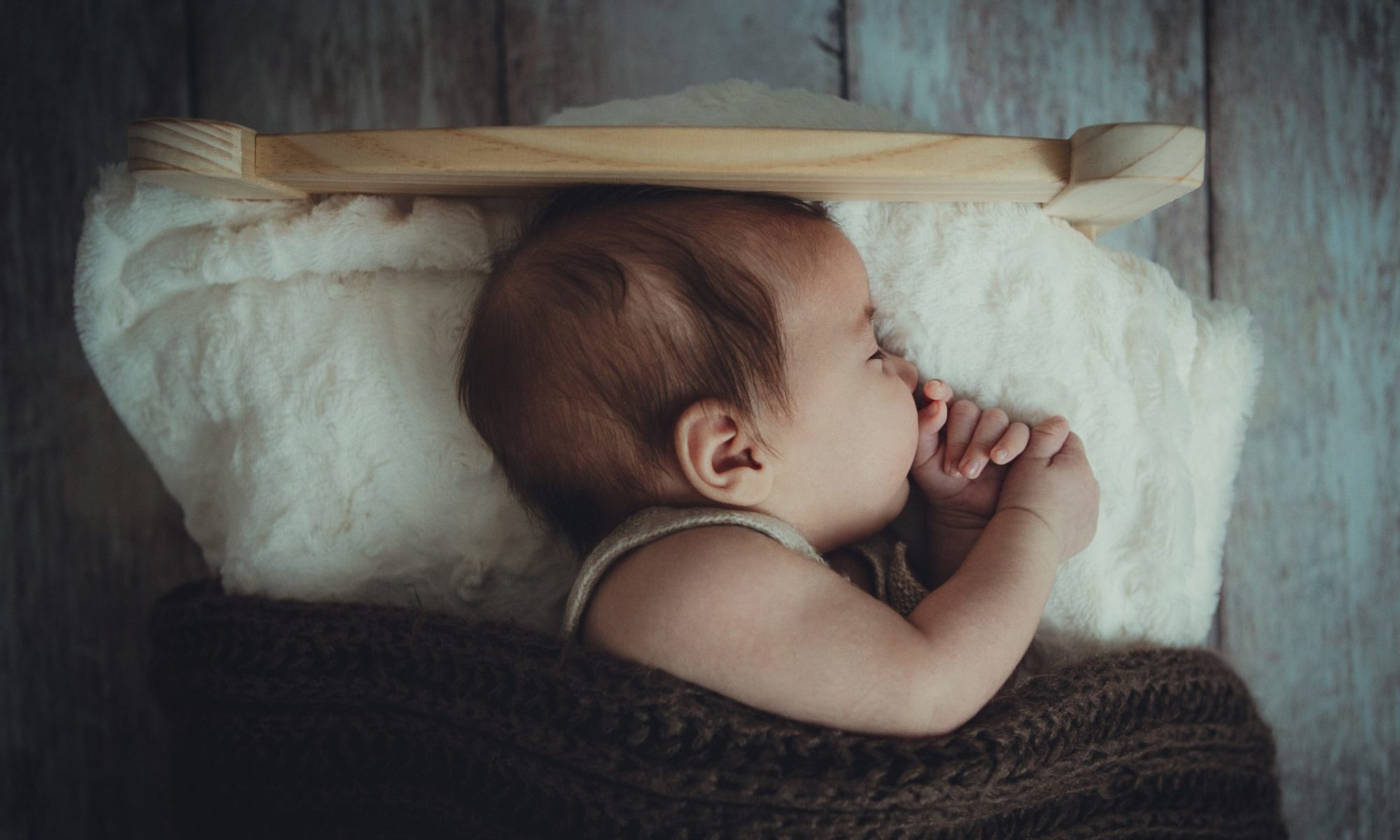 赤ちゃん寝る