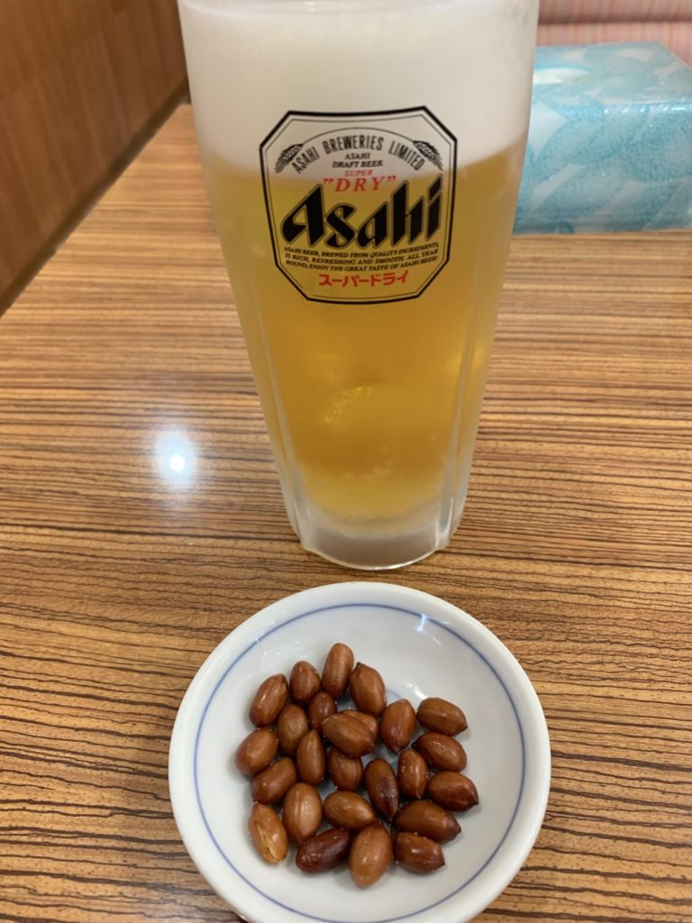 昼のみビール