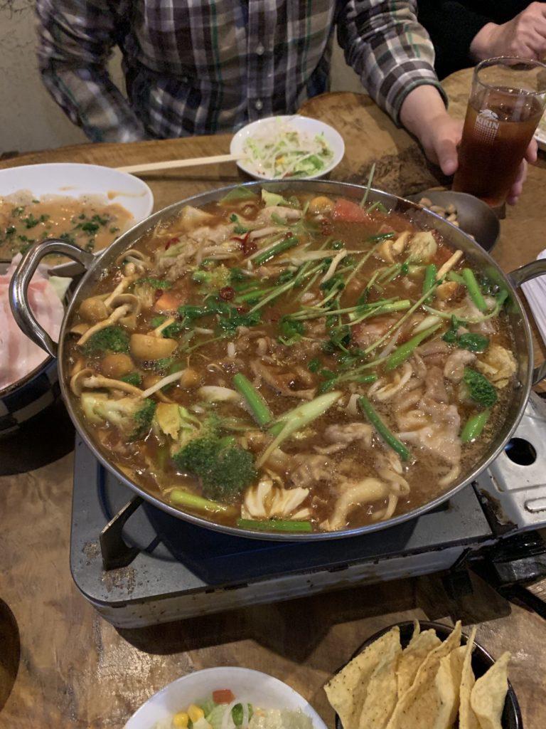 有機 無農薬野菜 楽々 名駅店4