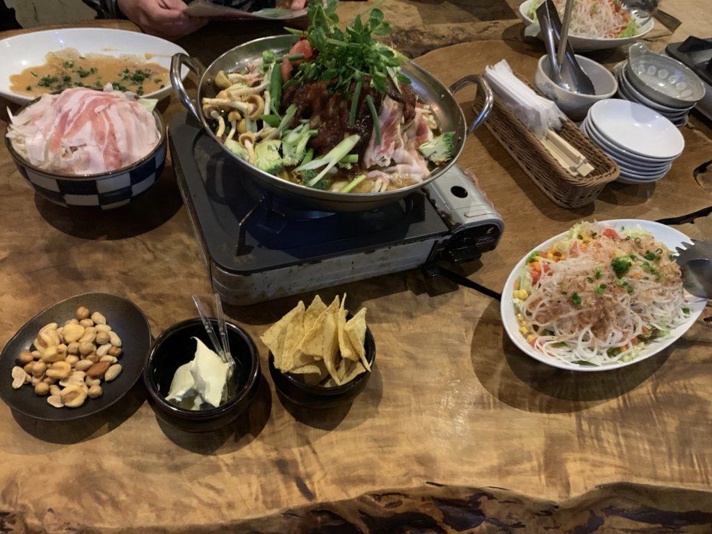 有機 無農薬野菜 楽々 名駅店3