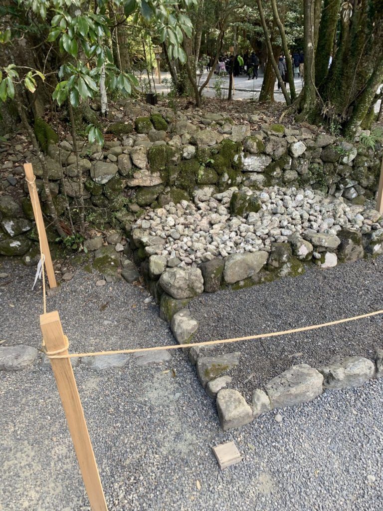 石のパワースポット