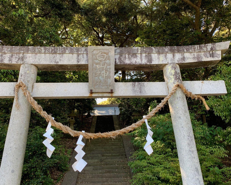 白山神社⑩