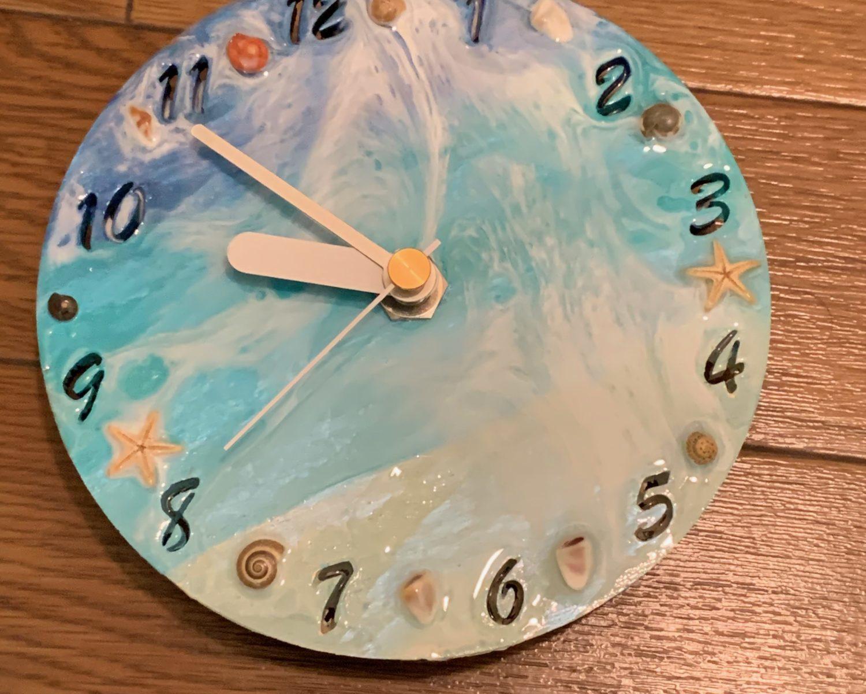 レジン時計