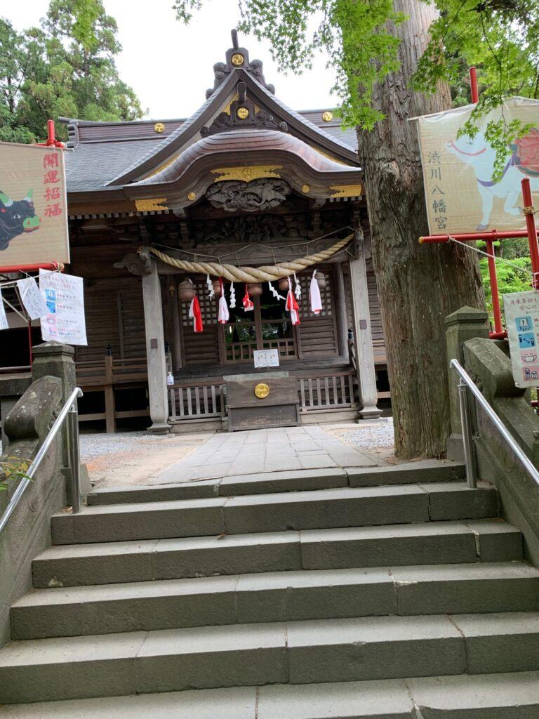渋川八幡宮4